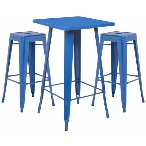 Table Lot 2 Haute Hauts Lixamp; De Tabourets roeCxBdW