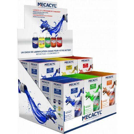 Lot Implantation 20 Pieces + Presentoir De Comptoir - ADNAutoPro Mecacyl