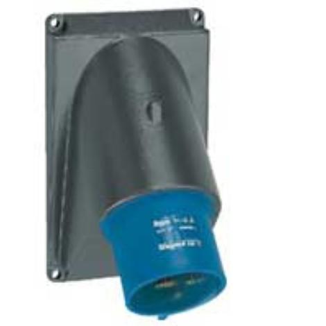 LOT S.CON 16A 2P+T 230V PLAST IP44