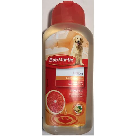 """Lotion """"Grapefruit"""" 250ml for Dogs all types of hair - pH neutral - Bob Martin"""