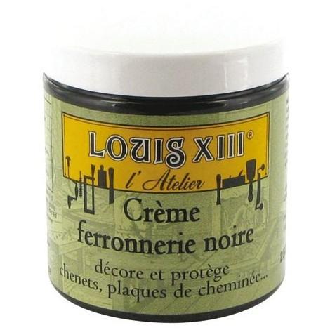 LOUIS XIII - Crème décore et protège ferronnerie 250 mL - noir