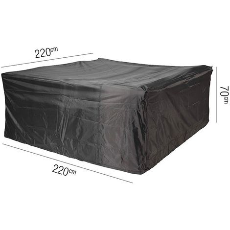 Lounge Set Aerocover 220 x 220 x70cm high