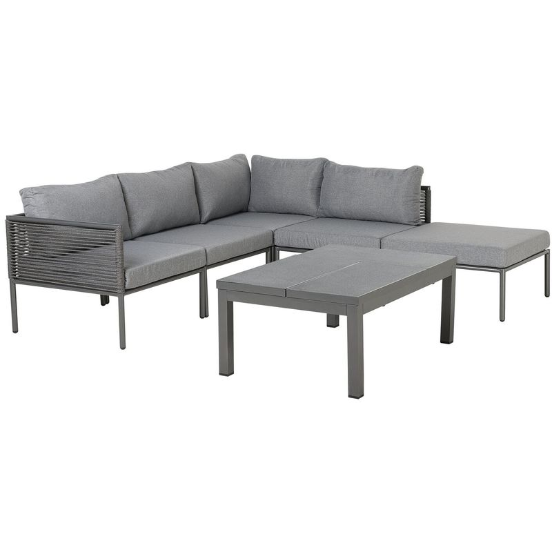 Lounge Set Aluminium