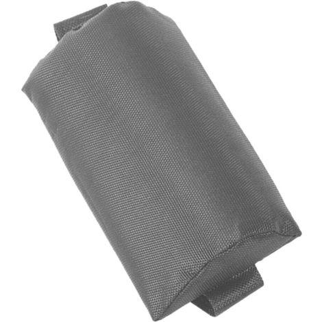 Loungers Headrest Pillow Folding Reclining Cushion Black