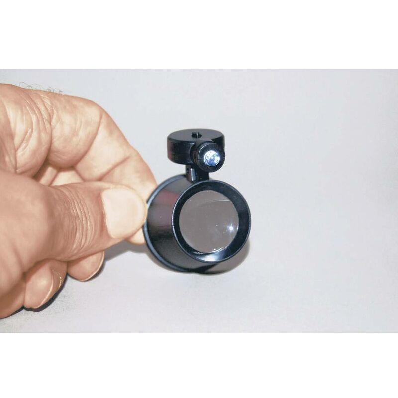 RONA 450513 450513 Loupe à main avec éclairage LED Grossissement: 10 x Lentille: (Ø) 21 mm