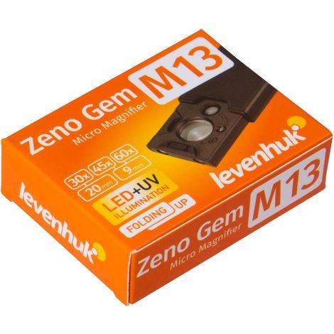 Loupe Levenhuk Zeno Gem M13