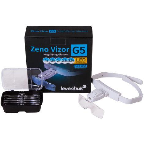 Loupes Levenhuk Zeno Vizor G5