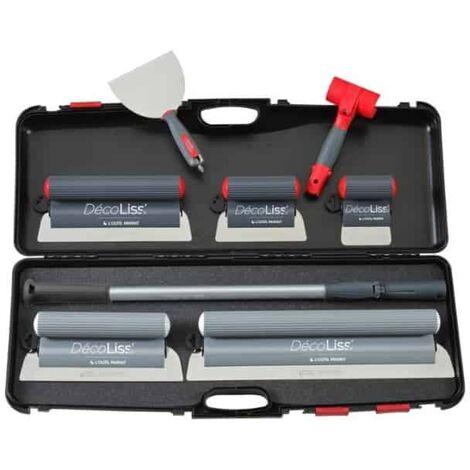 L'OUTIL PARFAIT - Kit valise DécoLiss' spécial plaquiste - 80354