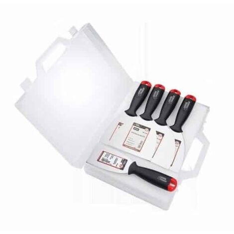 L'OUTIL PARFAIT - Valise 5 couteaux plaquiste - 80238