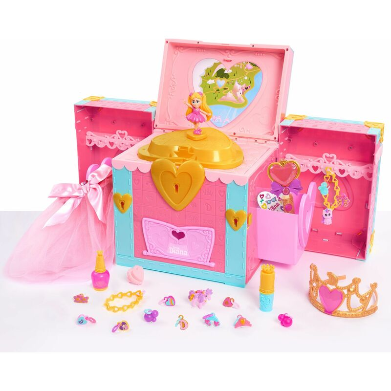 Image of Flair - Love Diana Mystery Music Trunk Playset