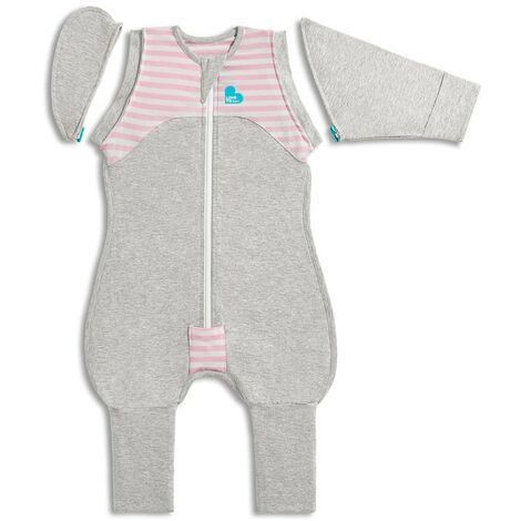Love to Dream Baby Swaddle Swaddle Up Transition Suit Stage 2 L Pink