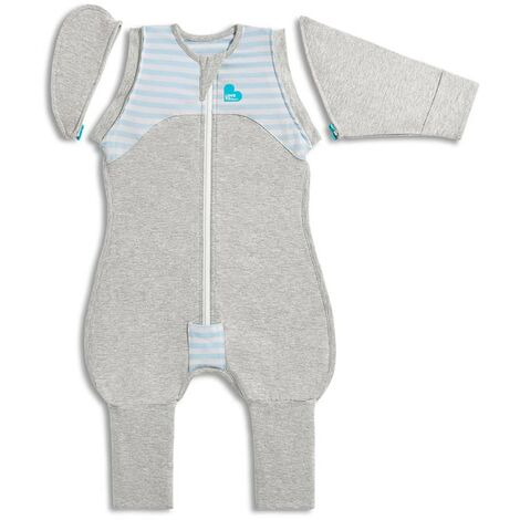 Love to Dream Baby Swaddle Swaddle Up Transition Suit Stage 2 M Blue