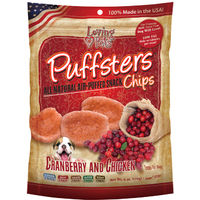 Loving Pets Puffsters Cranberry And Chicken 113G