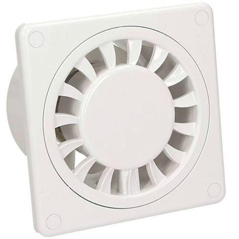 Low Energy Silent Kitchen Bathroom Extractor Fan 100mm Standard DISK Ventilator