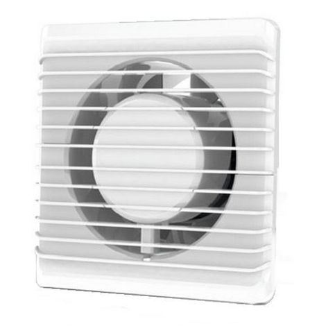 Low Energy Silent Kitchen Bathroom Extractor Fan 100mm with Humidity Sensor