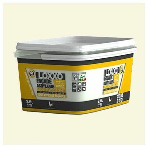 LOXXO Peinture Façade Acrylique 2,5L Meulière - 2,5 L