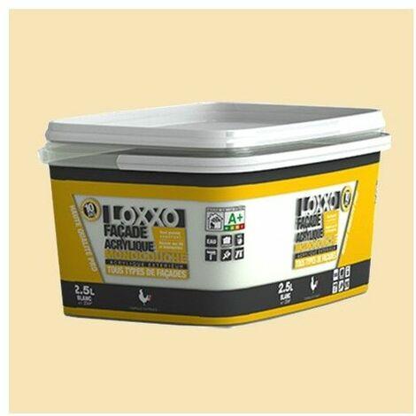 LOXXO Peinture Façade Acrylique 2,5L Ton pierre - 2,5 L