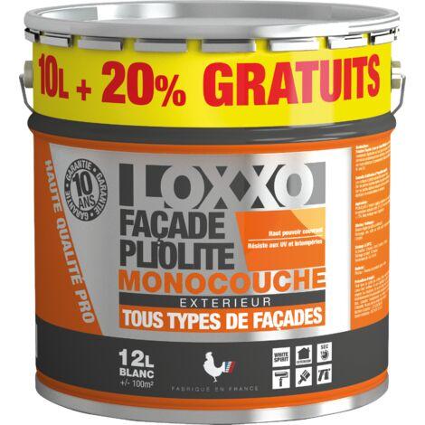 """main image of """"Loxxo Peinture façade Pliolite 10L + 20% gratuit   Couleur: Ton pierre - Conditionnement: 10L + 20%"""""""
