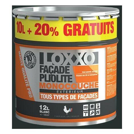LOXXO Peinture Façade Pliolite 12L Anthracite -