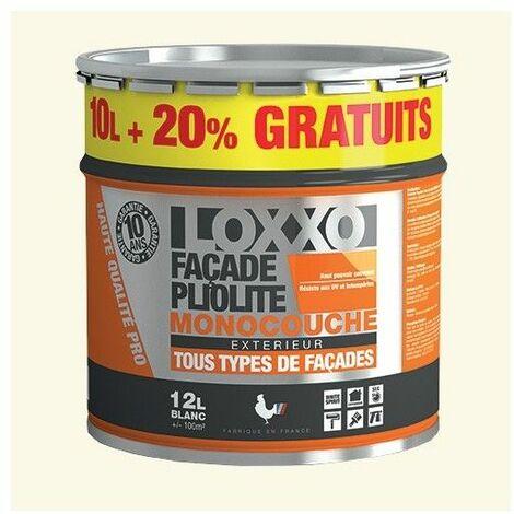 LOXXO Peinture Façade Pliolite 12L Meulière - 12 L