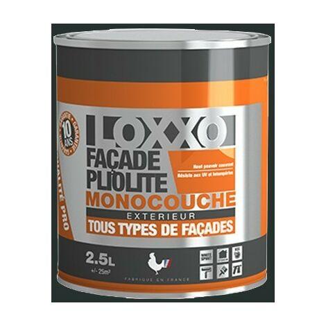 LOXXO Peinture Façade Pliolite 2,5L Anthracite 2,5 L - Anthracite