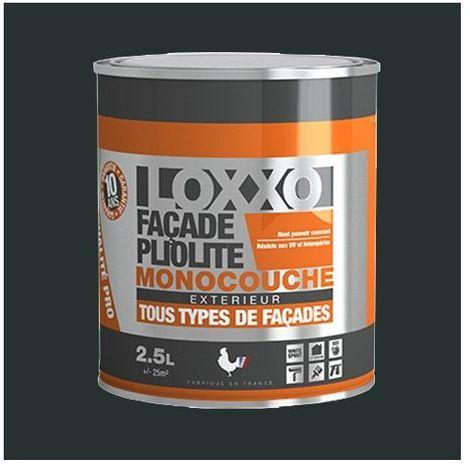 LOXXO Peinture Façade Pliolite 2,5L Anthracite -