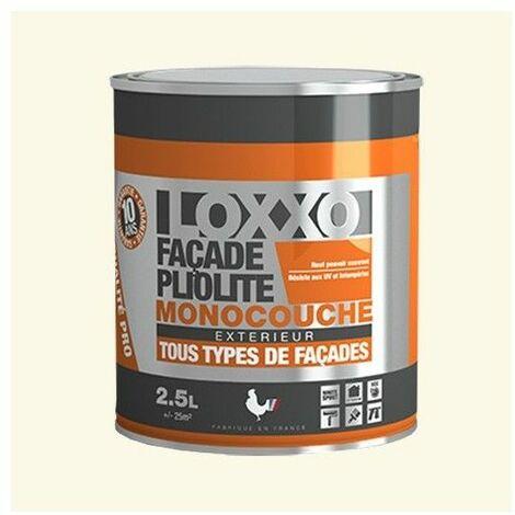 LOXXO Peinture Façade Pliolite 2,5L Meulière - 2,5 L