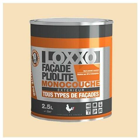 LOXXO Peinture Façade Pliolite 2,5L Ton pierre - 2,5 L