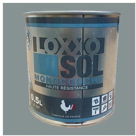 LOXXO Peinture Sol Haute Résistance Telegris 2 - 0,5 L