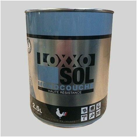 LOXXO Peinture Sol Haute Résistance Telegris 4 - 2,5 L