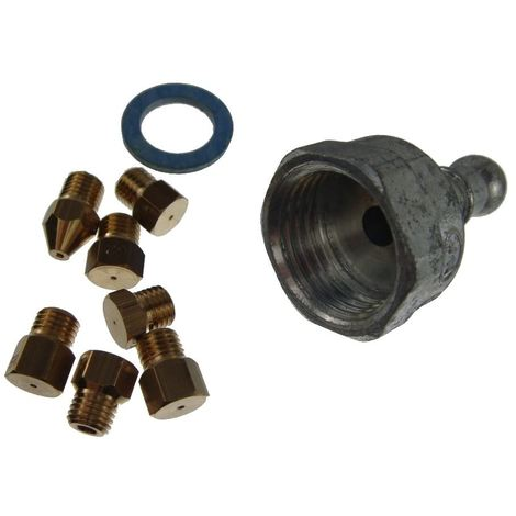 LPG Injector Kit