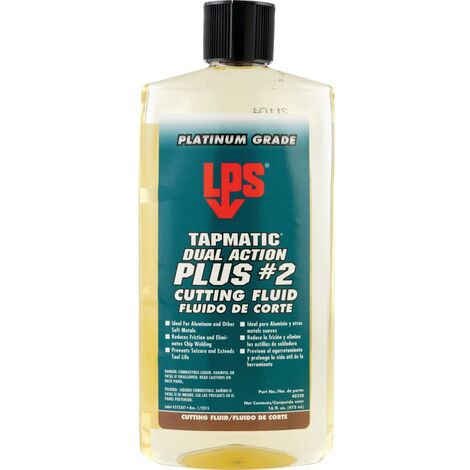LPS Tapmatic Dual Action Plus #2 Cutting Fluid 470ml