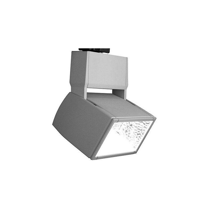 LED-Stromschienenstrahler EL 304.40.2 ws - Lts Licht&leuchten