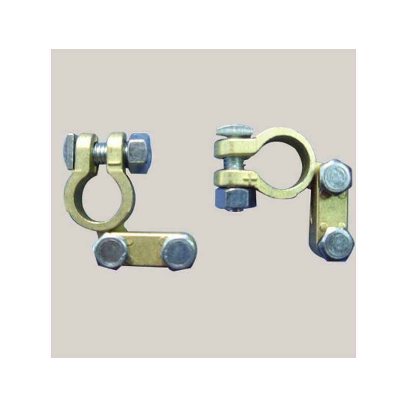 car battery terminals right+left 14794 - Lubex