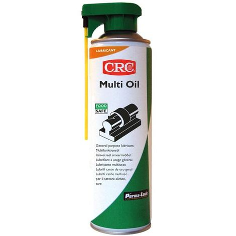 LUBRICANTE MULTI OIL FPS 400 ML