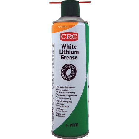 Lubricante White Lithium+PTFE aerosol 500ml CRC