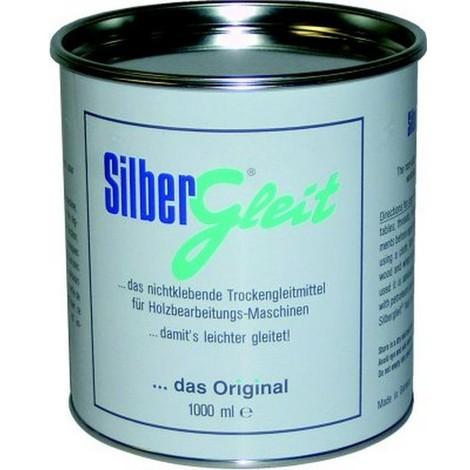 Lubrifiant à sec SilberGleit, Modèle : Pot de 1000 ml