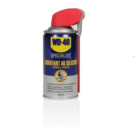 Lubrifiant au Silicone WD 40 Formule Propre WD40