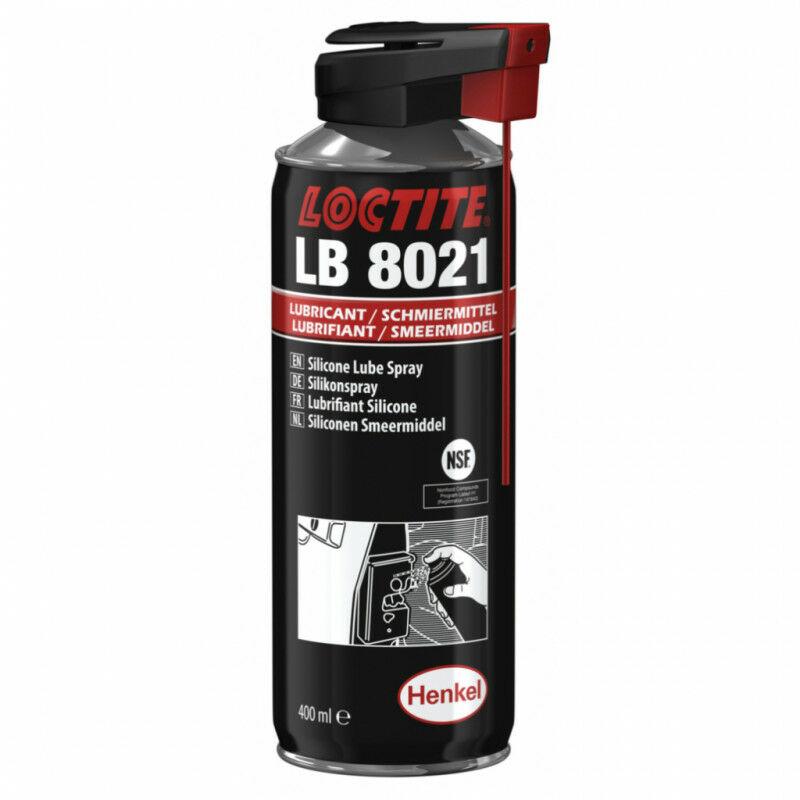 Huile silicone LB 8021 - Loctite