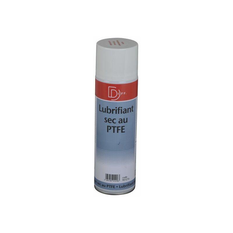 Hygiene Maintenance - Lubrifiant sec au PTFE aérosol 650/500ml - DIFF