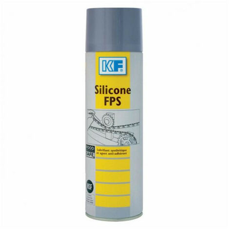 """main image of """"Lubrifiant silicone alimentaire FPS"""""""