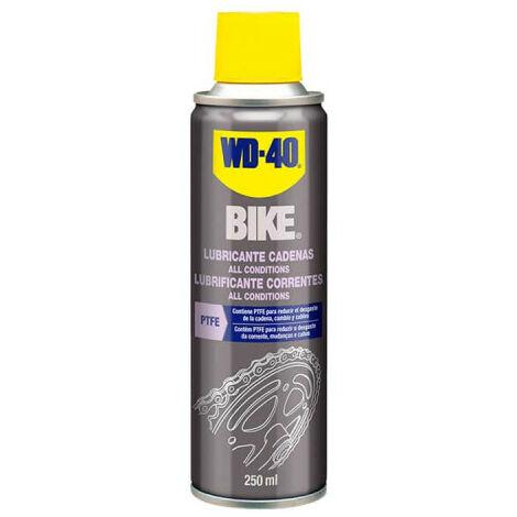 Lubrifiant WD40 toutes conditions spray 250ml