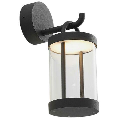 Lucande Caius aplique LED para exterior