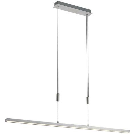 Lucande Myron lámpara colgante LED con atenuador