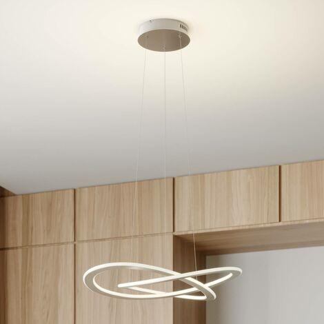Lucande Shona lámpara colgante LED