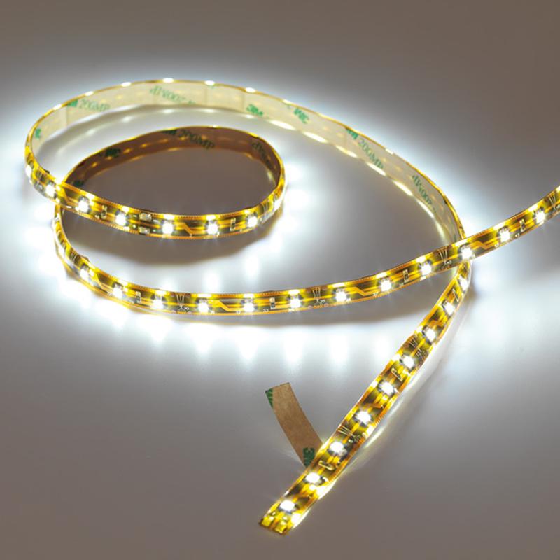 Luce a led serpentina led calpestabile lunghezza metri 5 luce bianca - TR.EM.