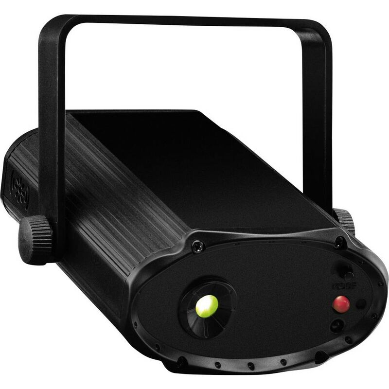 Luce effetto laser LSE-12RG 38.8270 Rosso, Verde N/A - Img Stageline