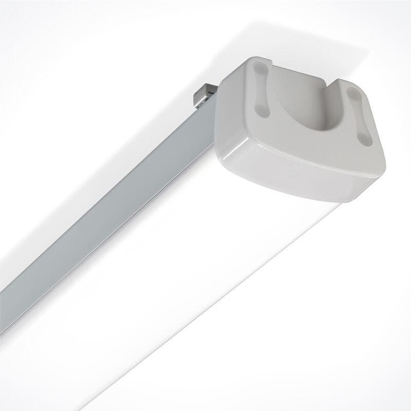 Luce LED per ambienti umidi e officina 40 watt IP65 lunghezza 90 cm 5500K 4000lm, 105302