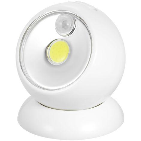 Luce notturna, sensore di rotazione a 360 ¡ã