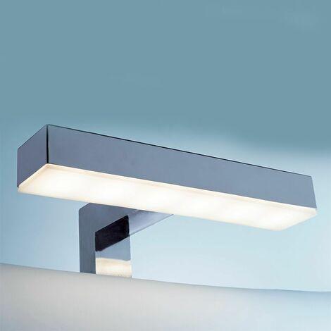 Luce X Specchio Bagno.Applique Lampada Da Parete Muro Specchio Bagno 27 Led 5050 Luce